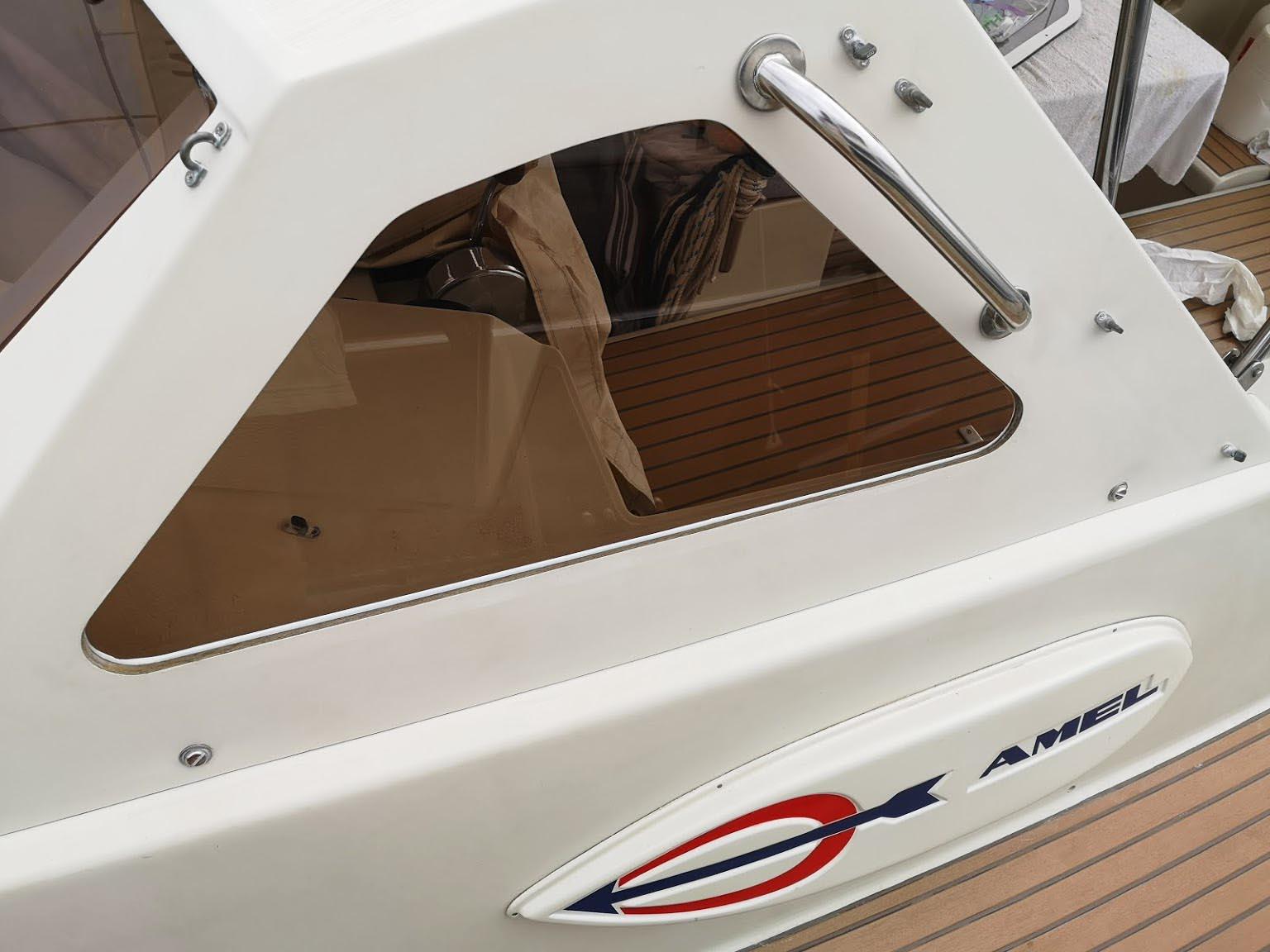 Ventana barco metacrilato - Metacrilaser